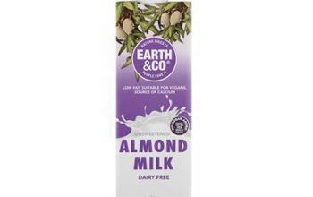 Earth and Co Almond Milk