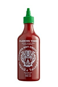 Traditional Hot Chilli Sauce